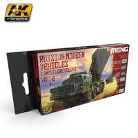 Russian Modern Vehicles Camouflage 2