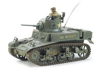 M3A1 Stuart US. LIGHT TANK 1/35