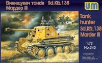 Marder III SdKfz 138 1/72