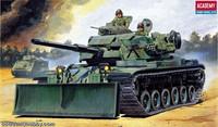 M60A1/M9 WITH DOZER BLADE 1/35
