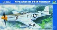 P-51D Mustang IV 1/24