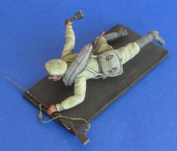 Russian soldier with RG-14 grenade WWI 1/35