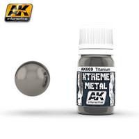 Xterme Metal Titanium