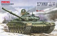 Russian T-72B3 MBT 1/35