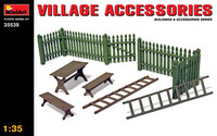 Village Accessories 1/35