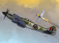 Supermarine Spitfire Mk.XIVC/E Bubble Top 1/72