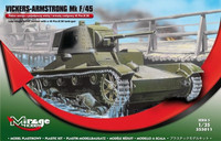 Vicers-Amstrong 6ton mk F-B 1/35