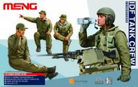 IDF Tank Crew 1/35