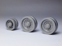 A34 Comet Road Wheels 1/35