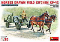 Horse Drawn Field Kitchen KP-42 1/35
