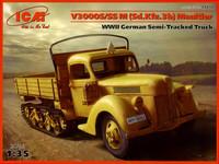 V3000 S/SS M Maultier 1/35