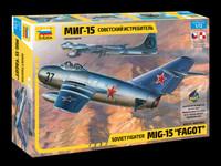 Mikoyan MiG-15 Fagot 1/72