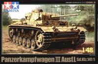PzKpfw III Ausf.L 1/48