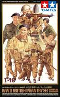 British Infantry Set 1/48