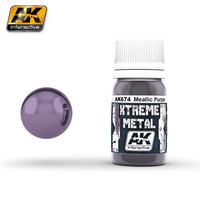 Xterme Metal Metallic Purple