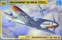 Messerschmitt Bf 109 G-6 1/48