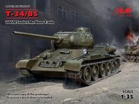 T-34/85 Soviet Medium Tank 1/35