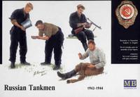 Russian Tankmen, 1943-44 1/35