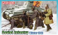 Soviet Infantry Winter 1941 1/35