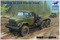 Russian Zil-131V Tractor Truck 1/35