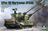 Finnish ItPsv 90 Marksman SPAAG 1/35