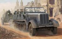 SdKfz 8 Schwerer Zugkraftwagen 1/35