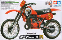 Honda CR 250R Motocross Bike