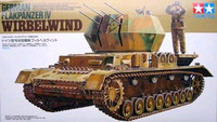 Flakpanzer IV Wirbelwind with Crew 1/35