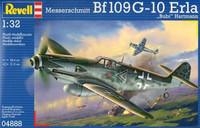 Messerschmitt Bf 109G-10 Erla 1/32