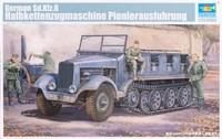 SdKfz 6 Pionierausfurung 1/35
