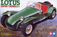 Lotus Super 7 Serie II 1/24