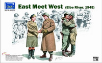 East Meet West (Elbe River 1945) 1/35