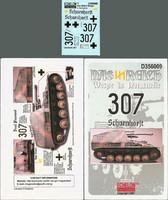 Das Reich Wespel in Normandie 1/35