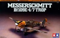MESSERSCHMITT BF109E-4/7 TROP 1/72