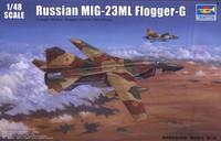 MiG-23 ML Flogger G 1/48