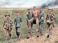 Somme Battle 1916 (Figure Set) 1/35