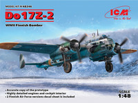 Dornier Do-17Z-2 Finnish Bomber 1/48