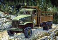 GMC US ARMY 2,5 TONS TRUCK 1/35