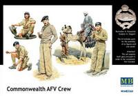 Commonwealth AFV Crew 1/35