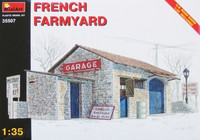 French Farm Yard 1/35