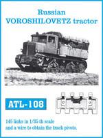 Russian Voroshilovitz Tractor 1/35