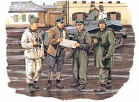 Commanders Conference 1943 1/35