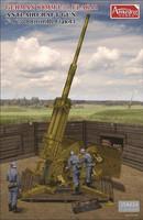 8.8cm L/71 FlaK 41 + Bonus Zundapp KS750 1/35