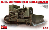 U.S. Armored Bulldozer 1/35