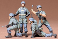 GERMAN PARATROOPS 1/35