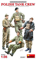 Polish Tank Crew 1/35