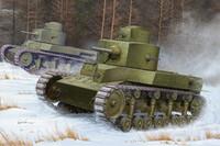 T-24 Soviet Medium Tank 1/35