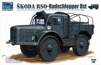 Skoda Radschlepper Ost 1/35