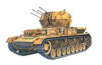 Wirbelwind German Flakpanzer