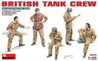 British Tank Crew 1/35